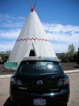 Wigwam Motel, Arizona